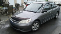 2005 Honda Civic special edition Berline