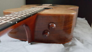 Vintage Lowden L25P (025) Cedar / Rosewood Acoustic Electric Kitchener / Waterloo Kitchener Area image 7