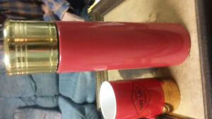 Bullet thermos and cup