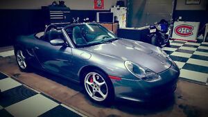 2003 Porsche Boxster S Convertible