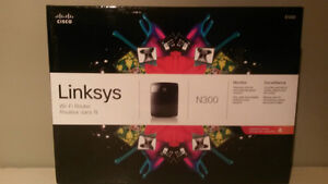 Linksys Wi-Fi Router N300 Capacity Group A