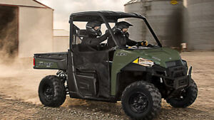 2018 POLARIS RANGER XP 900 EFI - FREIGHT AND SETUP INCLUDED!