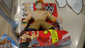 WWE 3-Count Crushers John Cena Action Figure, DNV28