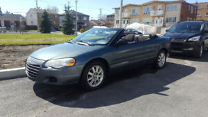 Chrysler Sebring convertible 2006