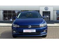 2021 Volkswagen Polo 1.0 TSI 95 Match 5dr Petrol Hatchback Hatchback Petrol Manu