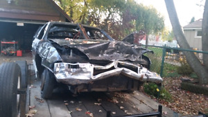 Wanted!! Chevrolet lumina car for demolition derby