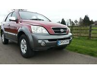 Kia Sorento 2.5CRDi XS NEW MOT Great Towcar