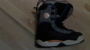 Ride Snowboard Boots Size 8.5 Mens