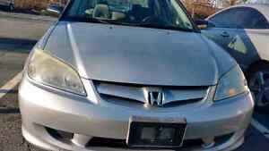 "Civic 2004 "" 2300$ if gone today"""