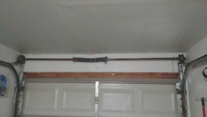 Garage door service and installation 19.99