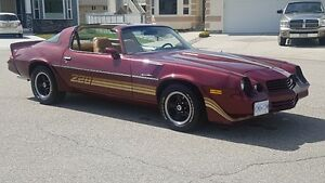 1981 Z28, Trades Considered, Reduced to 15K