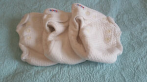 Over night Cloth Diapers lot.