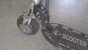Kids Scooter....very fast ! AWESOME CHRISTMAS GIFT ! Stratford Kitchener Area image 2