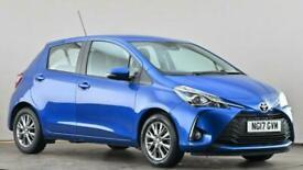 2017 Toyota Yaris 1.5 VVT-i Icon 5dr CVT Auto Hatchback petrol Automatic