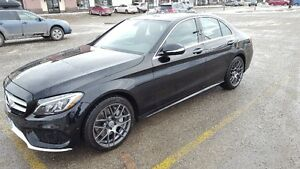 2015 Mercedes-Benz C300 4Matic Lease take over $479.72 payment