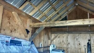 Shed for sale   Timber Frame
