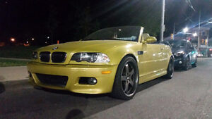 *-*-* 2003 BMW M3 - RARE Yellow - (2nd Owner)  *-*-*