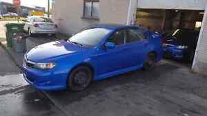 Subaru impreza 2010 awd