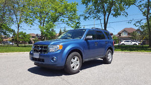 2010 Ford Escape XLT SUV Crossover - Inc. Winter Tires