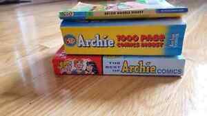 Specialty Archie comics collection