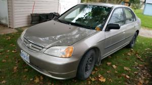 2003 Honda Civic Certified