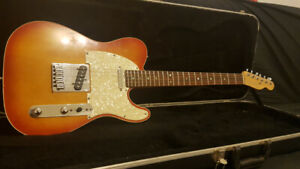 2006 Fender American Deluxe Telecaster w/HC