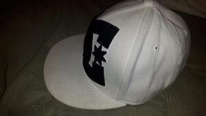 DC hat excellent condition Size 6 7/8 - 7 1/4