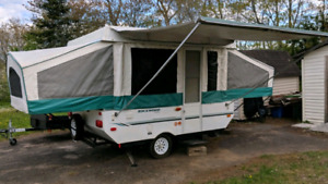 2004 Rockwood Freedom, ft Pop-Up Camper