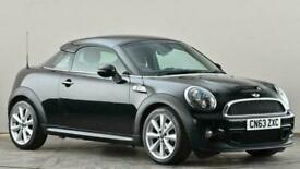 image for 2013 MINI Coupe 2.0 Cooper S D 3dr [Chili Pack] Coupe diesel Manual