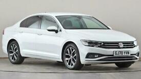 image for 2020 Volkswagen Passat 2.0 TDI EVO SCR SEL 4dr DSG Auto Saloon diesel Automatic
