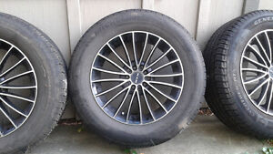 16 in Tires with Rims -  Moving $600 obo Stratford Kitchener Area image 5