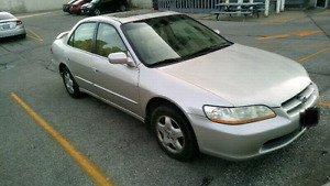1998 Honda Accord Ex V6 with valid etest