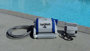 Pool Cleaning Vacuum System-Tiger Shark/Robotic Electric