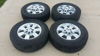275/65/R18 F 150 Rims and Tires