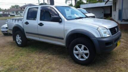 2005 Holden Rodeo EXCELLENT Fairfield Fairfield Area Preview