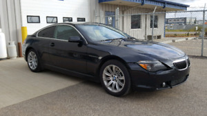 2006 BMW 6 Series 650i Couple, New Windshield & Tires