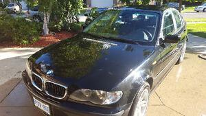 2003 BMW 3-Series 320I Sedan