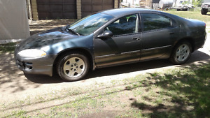 2003 Chrysler Intrepid SE Sedan