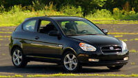 Need a car to get to Montreal?  (Must drive standard)