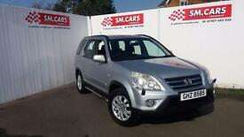 2005 05 HONDA CRV 2.2 CTDi SPORT.GREAT VALUE.GREAT LOOKING 4X4.RAKES OF HISTORY