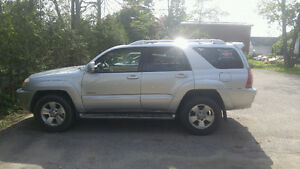 2004 Toyota 4Runner Limited SUV, Crossover