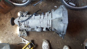 2005 to 2010 Ford Mustang GT automatic transmission.