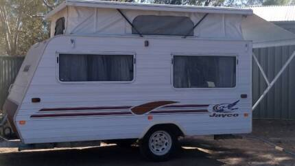 2003 Jayco Pop Top Caravan