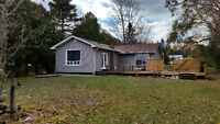 completely renovated 2 bedroom waterfront home for sale