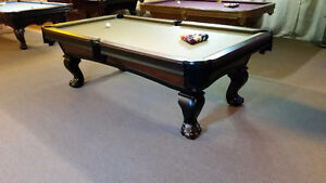Imperial International 8' Pool Table St. John's Newfoundland image 1