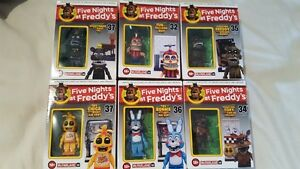 McFarlane Five Nights at Freddy's Construction Set