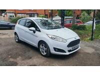 2013 Ford Fiesta 1.25 Zetec 5dr 2 keys 12 Month Mot £30 Tax 3 Month Warranty