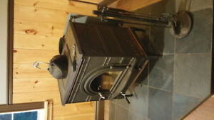 Vermont Castings Dutch West wood stove