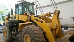 2009 WA500-6 Heavy Wheel Loaders