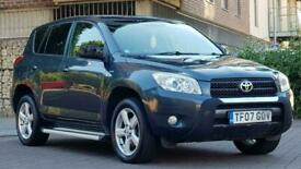 Toyota RAV4 2.2 D-4D XT-R 4WD 5dr (FSH+2 KEYS+2F KEEPER+12M MOT)